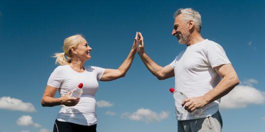 I benefici dell'Elettro Mio Stimolazione in Età Adulta