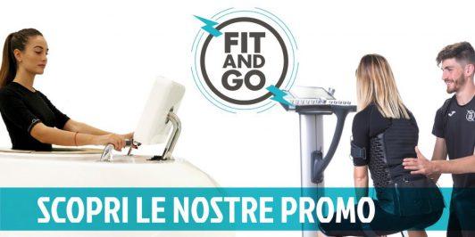 SUPPORTA IL TUO CENTRO FIT AND GO