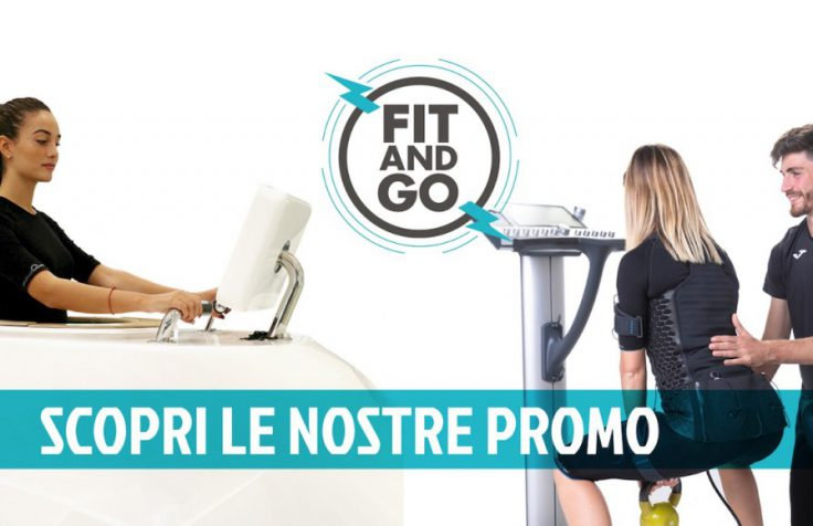 SUPPORTA IL TUO CENTRO FIT AND GO