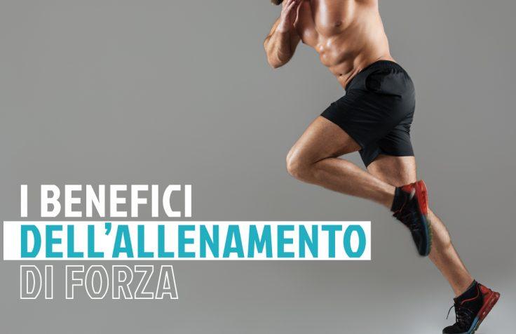 Riduci il rischio di infortuni e perdi peso con l'allenamento di forza