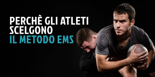 I motivi per cui gli atleti dovrebbero allenarsi con EMS