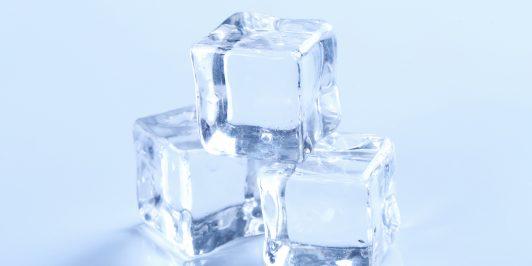 Ghiaccio, acqua congelata